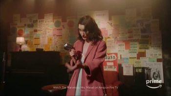 Amazon Fire TV TV Spot, 'Tell Me a Joke: The Marvelous Mrs. Maisel' - Thumbnail 2