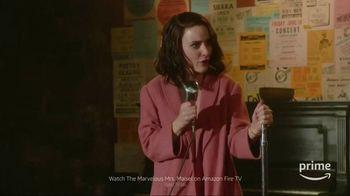 Amazon Fire TV TV Spot, 'Tell Me a Joke: The Marvelous Mrs. Maisel' - Thumbnail 3