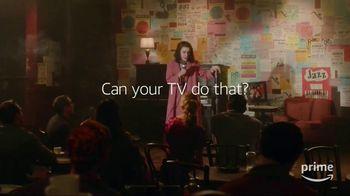 Amazon Fire TV TV Spot, 'Tell Me a Joke: The Marvelous Mrs. Maisel' - Thumbnail 9
