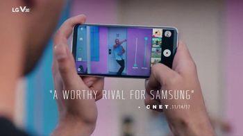 LG V30 TV Spot, 'I Promise' Song by Molly Kate Kestner - Thumbnail 5