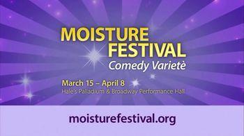Moisture Festival TV Spot, 'Hale's Palladium & Broadway Performance Hall'