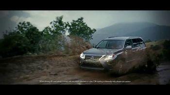 Lexus Command Performance Sales Event TV Spot, 'Utility' [T1] - Thumbnail 4