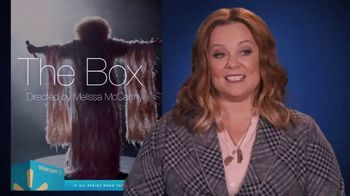 Walmart TV Spot, 'The Walmart Box: Behind the Scenes' Ft. Melissa McCarthy