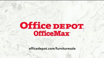 Office Depot OfficeMax Furniture Sale TV Spot, 'The Whole Nine Yards' - Thumbnail 10