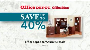 Office Depot OfficeMax Furniture Sale TV Spot, 'The Whole Nine Yards' - Thumbnail 7
