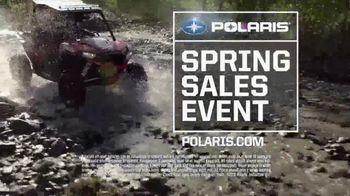 Polaris Spring Sales Event TV Spot, 'The Time' - Thumbnail 10