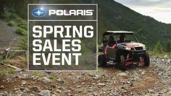 Polaris Spring Sales Event TV Spot, 'The Time' - Thumbnail 2