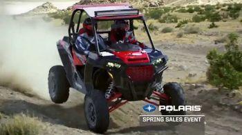 Polaris Spring Sales Event TV Spot, 'The Time' - Thumbnail 4