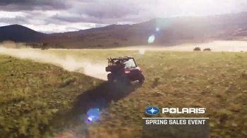 Polaris Spring Sales Event TV Spot, 'The Time' - Thumbnail 5
