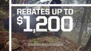 Polaris Spring Sales Event TV Spot, 'The Time' - Thumbnail 8