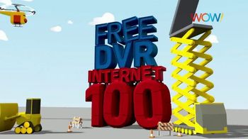 WOW! Internet and TV TV Spot, 'Stack on the Savings' - Thumbnail 4
