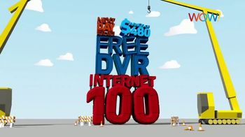 WOW! Internet and TV TV Spot, 'Stack on the Savings' - Thumbnail 9