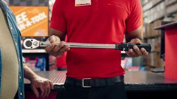AutoZone TV Spot, 'Loan-a-Tool: Working' - Thumbnail 1