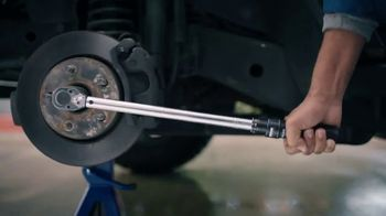 AutoZone TV Spot, 'Loan-a-Tool: Working' - Thumbnail 4