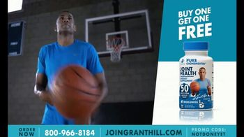 Zeria Pure Chondroitin TV Spot, 'Healthy Joints' Featuring Grant Hill - Thumbnail 9