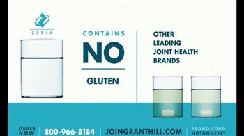 Zeria Pure Chondroitin TV Spot, 'Healthy Joints' Featuring Grant Hill - Thumbnail 6