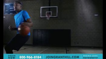 Zeria Pure Chondroitin TV Spot, 'Healthy Joints' Featuring Grant Hill - Thumbnail 8