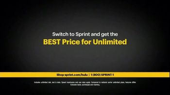 Sprint Unlimited TV Spot, 'Smarter You: Streaming' - Thumbnail 10