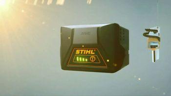 STIHL MSA 120 C-BQ TV Spot, 'Lightning Battery System: Single Charge' - Thumbnail 2