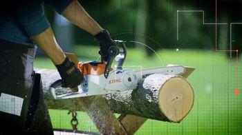 STIHL MSA 120 C-BQ TV Spot, 'Lightning Battery System: Single Charge' - Thumbnail 4