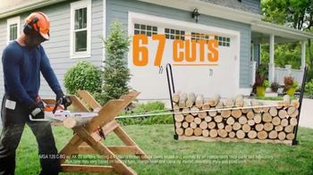STIHL MSA 120 C-BQ TV Spot, 'Lightning Battery System: Single Charge'