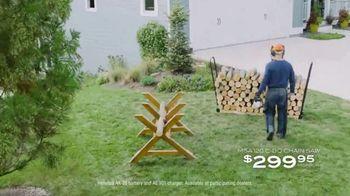 STIHL MSA 120 C-BQ TV Spot, 'Lightning Battery System: Single Charge' - Thumbnail 7
