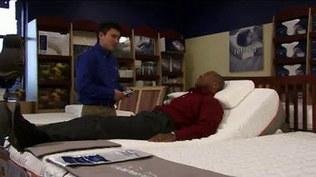 Relax the Back TV Spot, 'The Best Time to Choose a Mattress' - Thumbnail 9