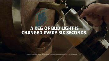 Bud Light TV Spot, 'Tapping Ceremony' - Thumbnail 10