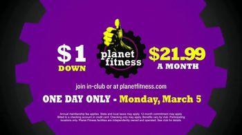 Planet Fitness PF Black Card TV Spot, 'All This' - Thumbnail 9