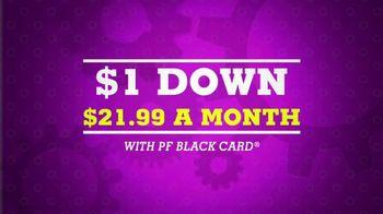 Planet Fitness PF Black Card TV Spot, 'All This' - Thumbnail 3