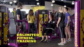 Planet Fitness PF Black Card TV Spot, 'All This' - Thumbnail 6