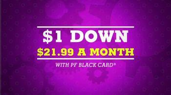 Planet Fitness PF Black Card TV Spot, 'All This' - Thumbnail 7
