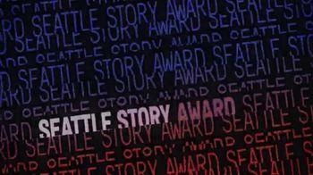 Visit Seattle TV Spot, 'Seattle Story Award' - Thumbnail 1