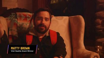 Visit Seattle TV Spot, 'Seattle Story Award' - Thumbnail 2