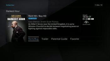 XFINITY On Demand TV Spot, 'Darkest Hour' - Thumbnail 5