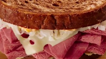 Arby's New York Reuben TV Spot, 'Sandwich Legends: Has to Be Reuben' - Thumbnail 5