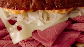 Arby's New York Reuben TV Spot, 'Sandwich Legends: Has to Be Reuben' - Thumbnail 6
