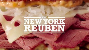 Arby's New York Reuben TV Spot, 'Sandwich Legends: Has to Be Reuben' - Thumbnail 8