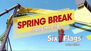Six Flags Combo Season Pass TV Spot, 'Need a Spring Break?' - Thumbnail 3