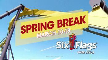 Six Flags Combo Season Pass TV Spot, 'Need a Spring Break?' - Thumbnail 4