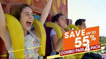 Six Flags Combo Season Pass TV Spot, 'Need a Spring Break?' - Thumbnail 6