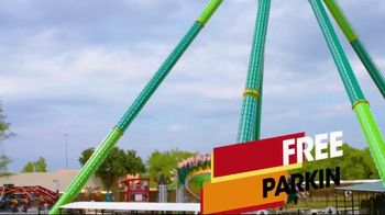 Six Flags Combo Season Pass TV Spot, 'Need a Spring Break?' - Thumbnail 7