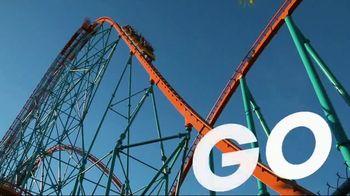 Six Flags Combo Season Pass TV Spot, 'Need a Spring Break?' - Thumbnail 9