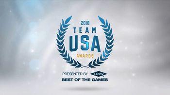 Team USA TV Spot, '2018 Team USA Awards: Nominees' - 13 commercial airings