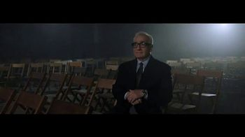 Rolex TV Spot, 'Celebrate the Art of Storytelling' Feat. Martin Scorsese - Thumbnail 3