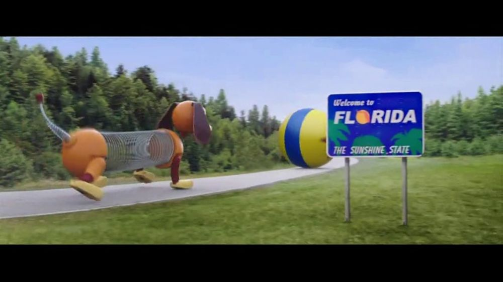 Walt Disney World Tv Commercial Toy Story Land Opening This