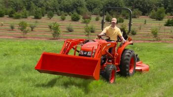 Kubota Bring on Spring Event TV Spot, 'The Only Choice' - Thumbnail 1