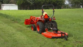 Kubota Bring on Spring Event TV Spot, 'The Only Choice' - Thumbnail 2