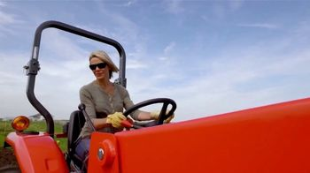 Kubota Bring on Spring Event TV Spot, 'The Only Choice' - Thumbnail 3