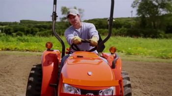 Kubota Bring on Spring Event TV Spot, 'The Only Choice' - Thumbnail 4
